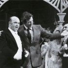 Charles Craig and Peter Ebert at opening of Theatre Royal