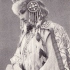 Rita Elandi as Elizabeth in Tannhauser