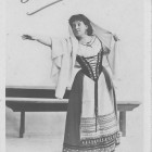 Alice Esty as Santuzza