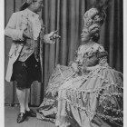 Frederick Ranalow as Figaro and Miriam Licette as the Countess for Beecham Opera