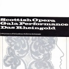 Programme cover and band for gala performance