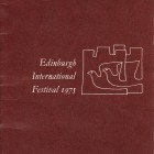 Programme cover for EIF