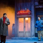 Luis Gomes (Rodolfo), Hye-Youn Lee (Mimi), David Stout (Marcello)