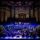 Orchestra of Opera North in Leeds Town Hall