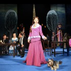 Musetta and dog