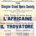 Glasgow Grand 1965 Poster
