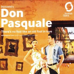 Don Pasquale flyer
