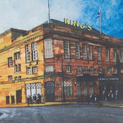 Kings Theatre Dundee