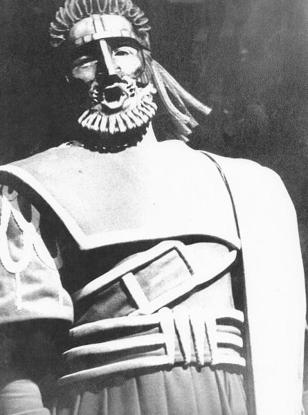Oedipus Rex 1972 | Tour | Opera Scotland